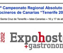 Campeonato de Cocineros de Canarias 2012