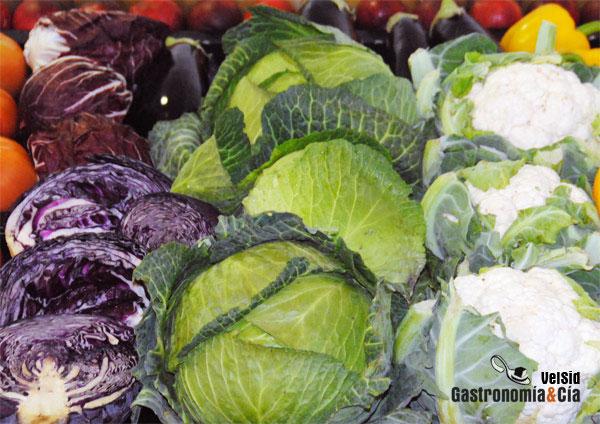 Diferencias de precios en los alimentos
