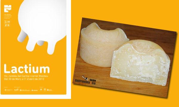 Feria del queso en Vic