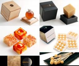 Azúcar y jarabe de arce de diseño