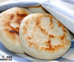 Pan plano marroquí