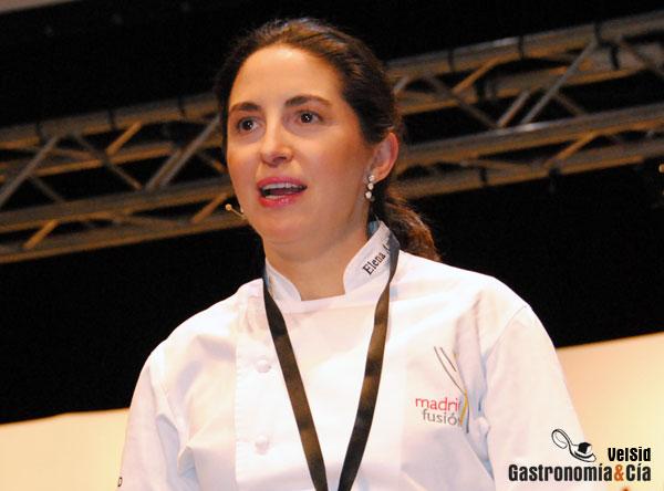 Mejor Chef Femenina del Mundo 2012