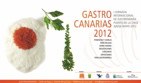 I Jornada Internacional de Gastronomía Puerto de la Cruz