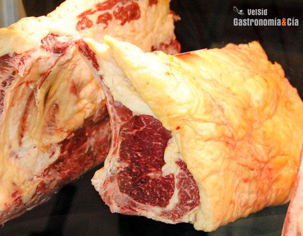 Producción de carne en Francia