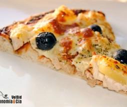Las pizzas para llevar tienen más sal que las del supermercado