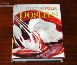 Libro de Michel Roux