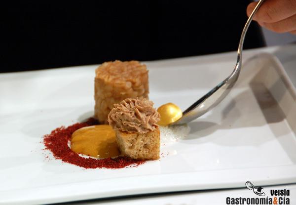 Cocina y Saborea 2012