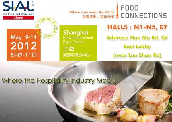 Salón Internacional de la Alimentación China 2012