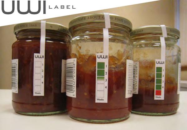 Etiquetas inteligentes de los alimentos