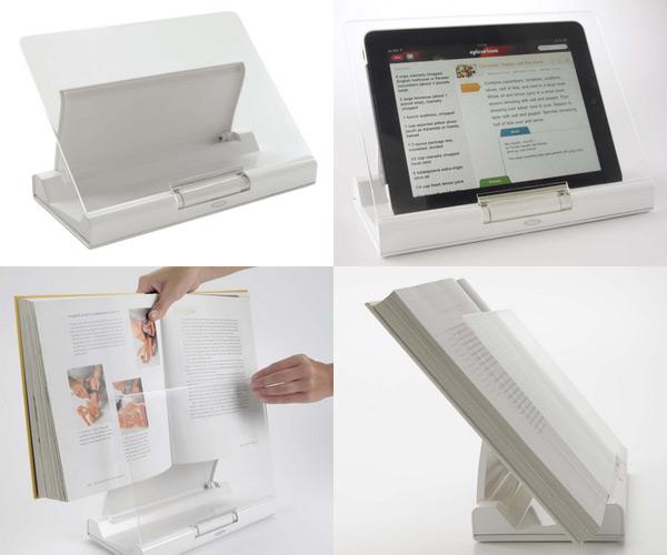 Atril para tablets o libros de cocina - Atril para tablet ...