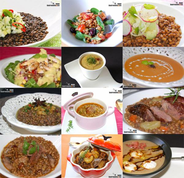 Cocinar Lentejas.Doce Recetas Con Lentejas Gastronomía Cía