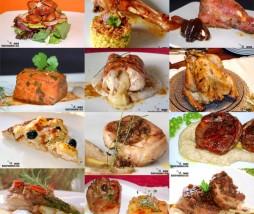 Doce recetas con pavo