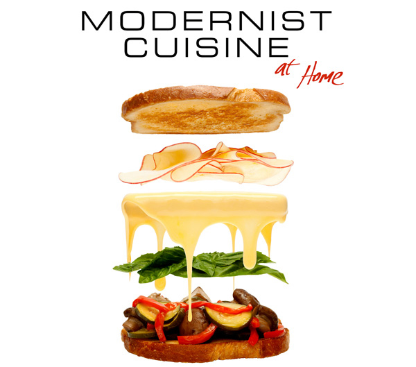 Cocina modernista en el hogar