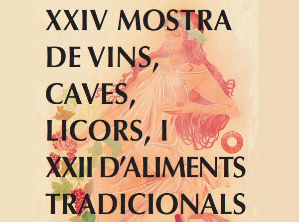 XXIV Muestra de Vinos, Cavas y Licores, y la XXII Muestra de Alimentos Tradicionales