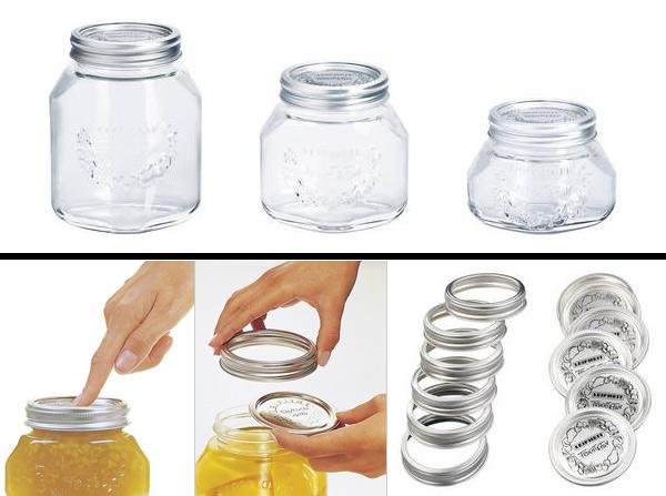 Tarros especiales para conserva gastronom a c a - Comprar tarros de cristal pequenos ...