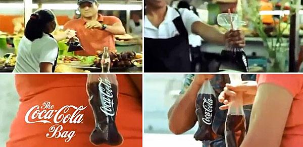 Coca Cola Bag