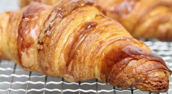 Cómo hacer un croissant