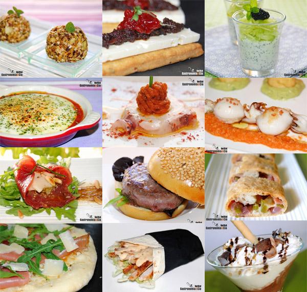 Doce recetas para servir en una reuni n de amigos - Que hacer de cenar rapido y facil ...
