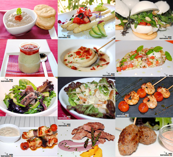 Doce recetas para la verbena de san juan gastronom a c a - Ideas cena amigos ...