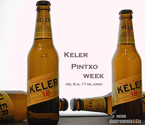 Semana del pincho y la cerveza Donosti