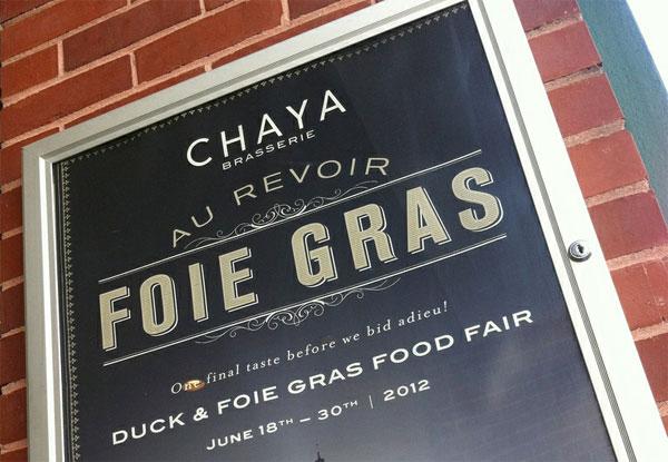 Veto a la prohibición del foie gras en California