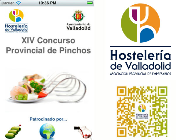 Concurso Provincial de Pinchos de Valladolid 2012
