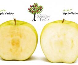 Manzanas que no se oxidan al pelarlas