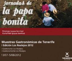 Jornadas gastronómicas Papa Bonita en Los Realejos