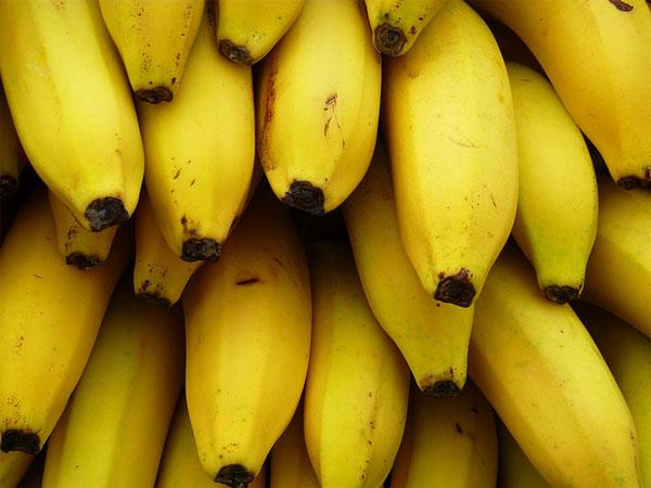 Precio de los plátanos en Julio 2012