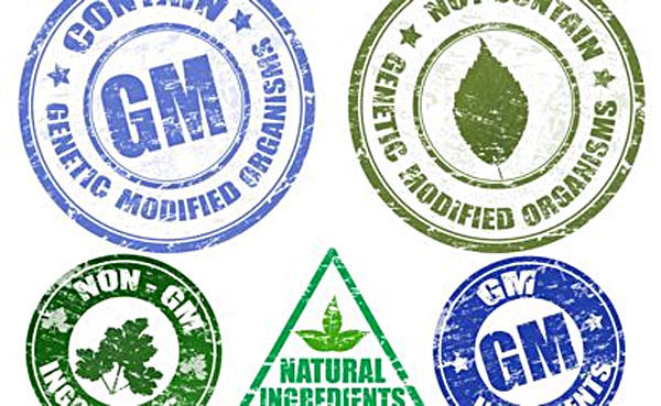 etiquetas de alimentos transgénicos