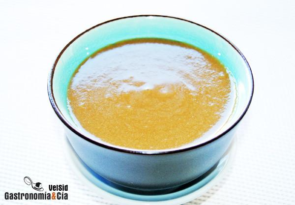 Tahini con miel