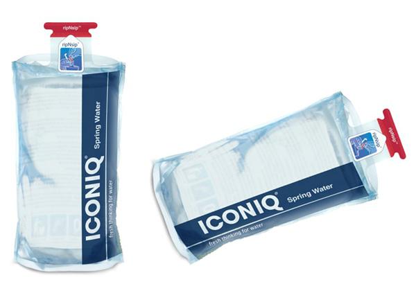 Amcor AquaFlex Iconiq