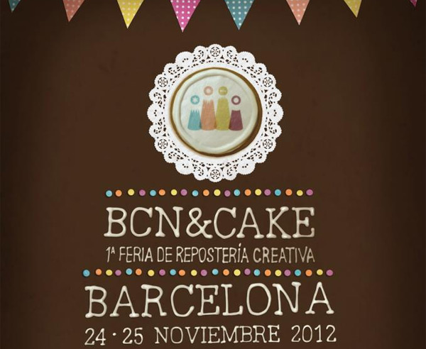 Feria de Repostería Creativa en Barcelona