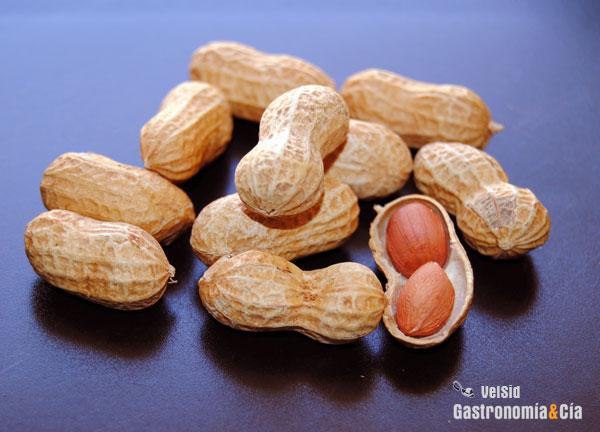 Cacahuetes de Valencia