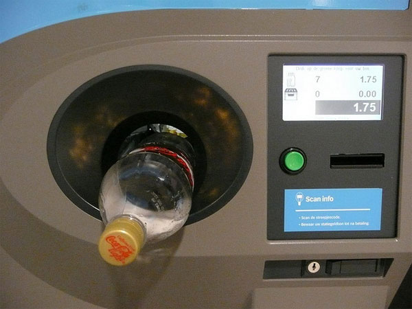 Evaluación reciclado PET