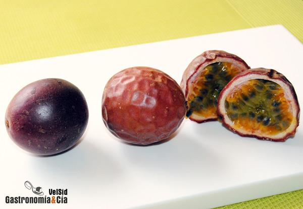 C mo saber si la fruta de la pasi n est madura for Maduras en la cocina