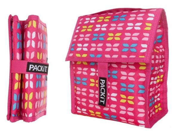 PackIt, bolsas para transportar la comida y mantenerla fría