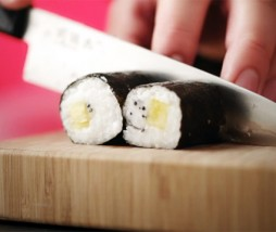 Cómo hacer sushi de frutas