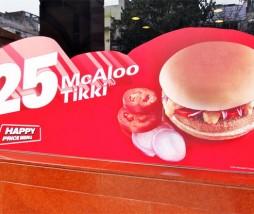 McDonal's en la India