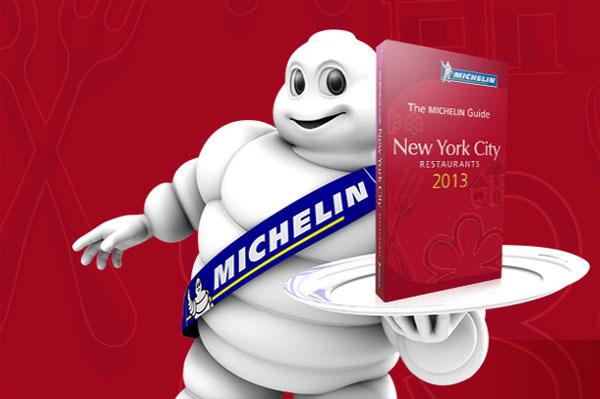 Guía Michelin Nueva York 2013
