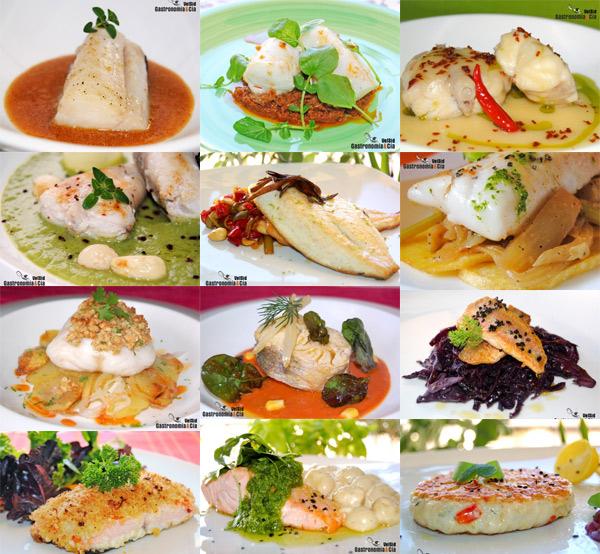 Doce recetas de pescado - Platos gourmet con pescado ...