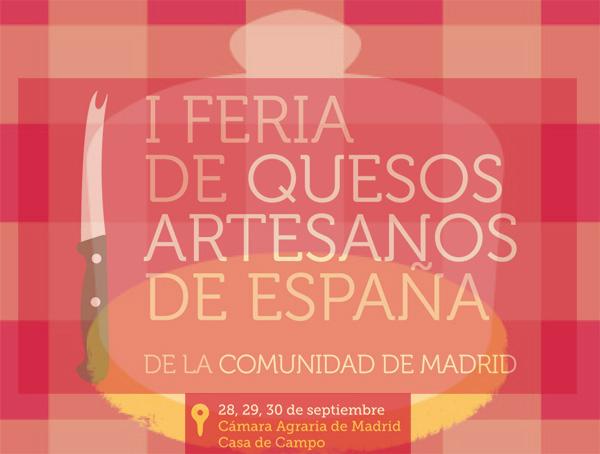 I feria de quesos artesanos de espa a en madrid - Artesanos de madrid ...