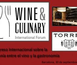 Wine & Culinary International Forum 2012