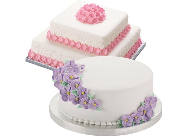 Base rígida para tartas y pasteles