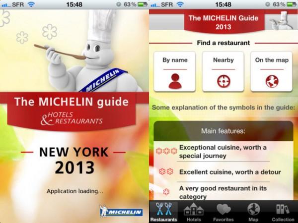 Guías gastronómicas digitales