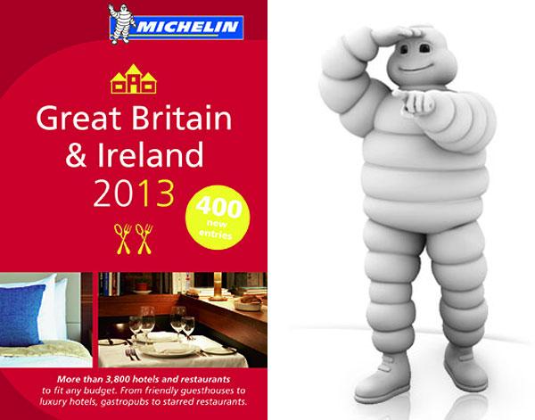 Guía Michelin Reino Unido