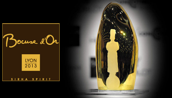 Campeonato Mundial de Cocineros Bocuse d'Or Lyon 2013