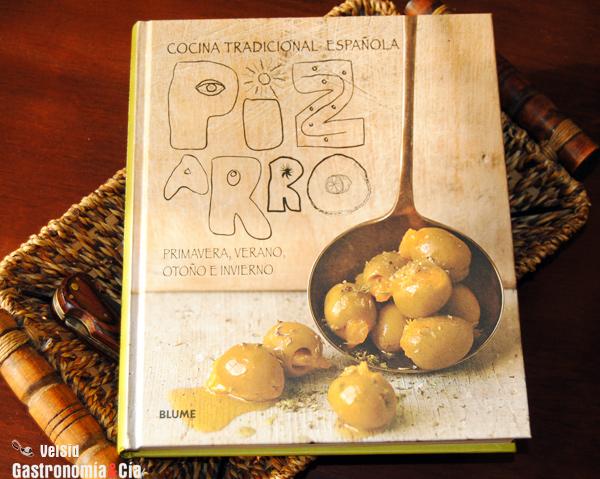 Pizarro cocina tradicional espa ola for Cocina tradicional espanola