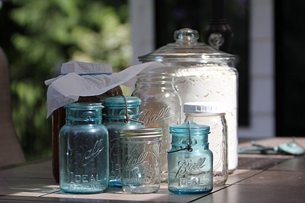 usos para tarros de cristal gastronom a c a