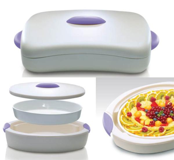 Contenedor t rmico para la cocina gastronom a c a for Utensilios para servir comida